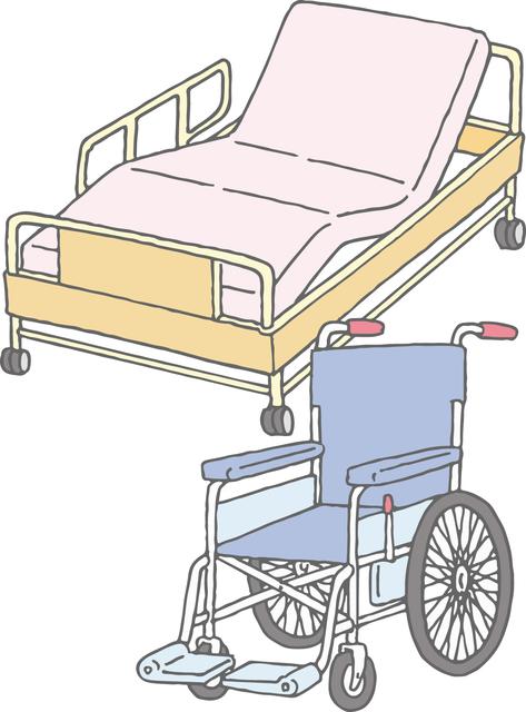 ベッドと車椅子.jpg